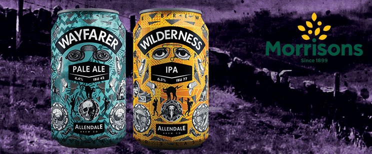NEW CAN RANGE LAUNCHES IN MORRISONS